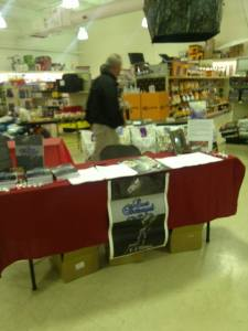 HARRIMAN BOOK SIGNING